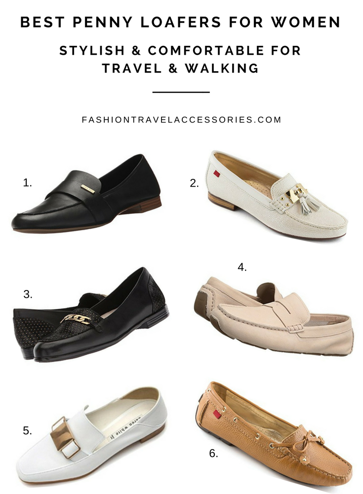 Best Penny Loafers Women Comfortable