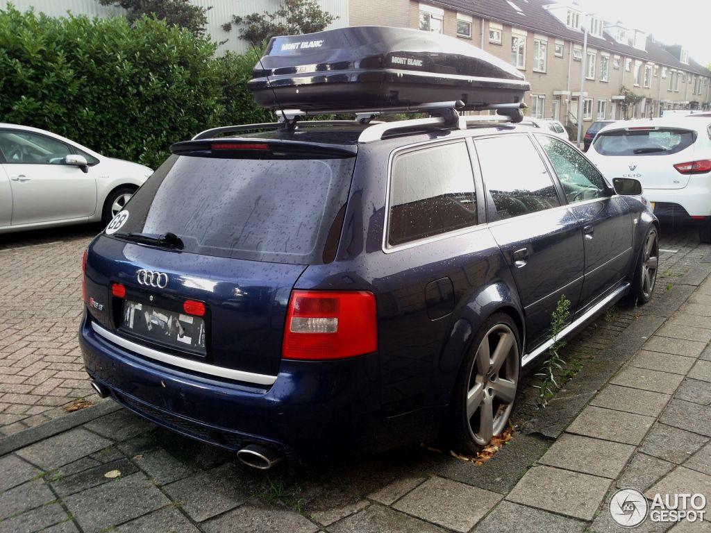 Audi S6 C5 Wallpaper