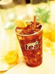 Iced Tea With Images Dunkin Donuts Copycat Recipe Dunkin