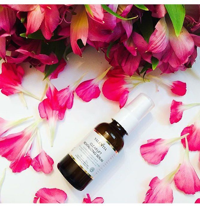 @alicemarieblog is having a flowery weekend with Valentia how about you? Keep tagging us in your #spring skincare and we'll keep reposting!  by valentianatural