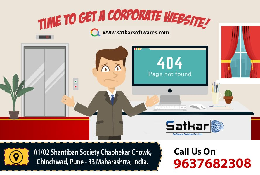 Grow your business with Resoposive Website Design. For more details: www.satkars...
