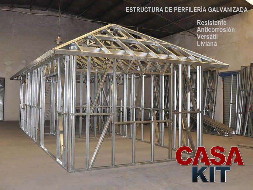 CASA KIT:: PANELES Y REVOCADORAS PARA LA CONSTRUCCIÓN | casa Uri ...