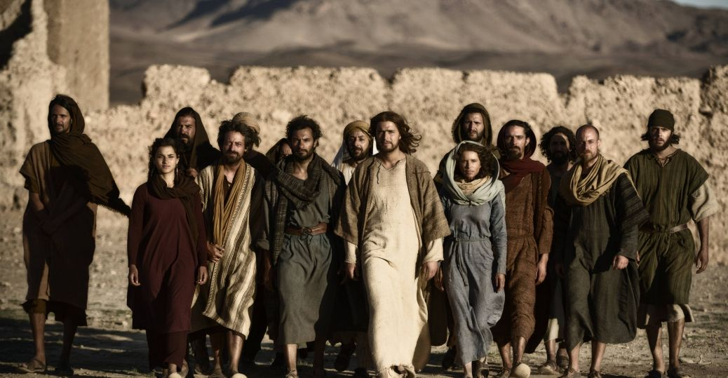The Bible on the History Channel | The bible miniseries, Bible, The bible  cast