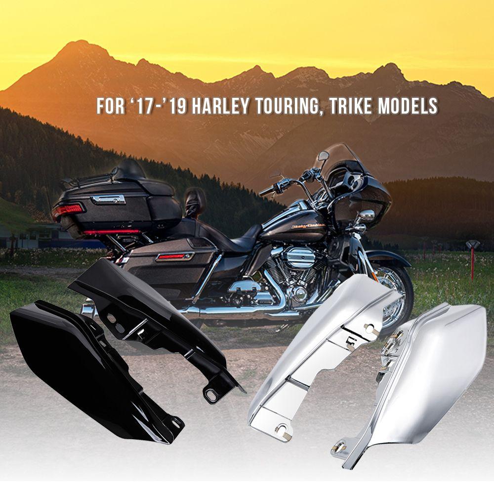 ⚡MidFrame Air Deflectors For '17'19 Harley Touring ️