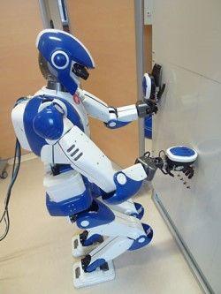 Shiseido debuts humanoid robots to counter shrinking ...  |Humanoid Robot Assembly
