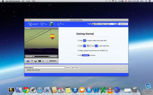 Any Avi Converter Video Mac App 1104665435 10 99