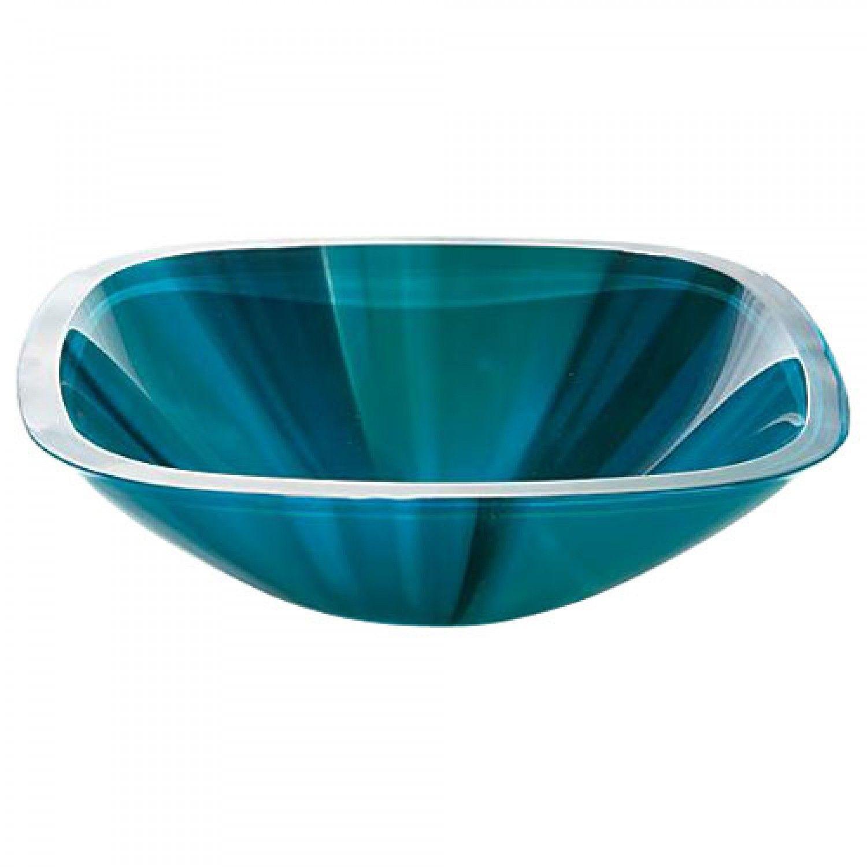 Turquoise Glass Vessel Sink - Bathroom Sinks - Bathroom | Future ...