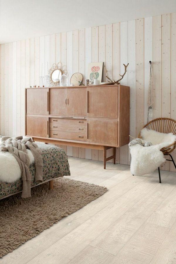 chambres de sol modernes rétro poitrine parquet moquette beige Sol