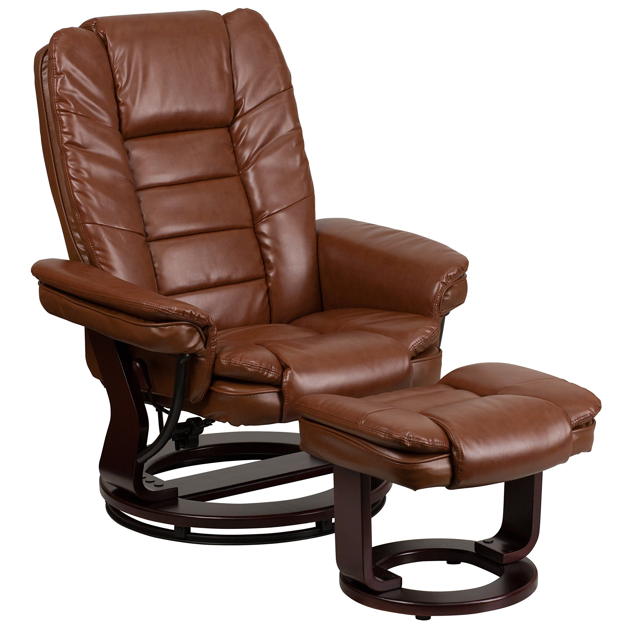 Flash Furniture Contemporary MultiPosition Recliner with