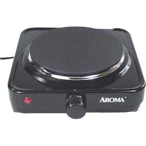 Feature Portable Electric Hot Plate Made Of Durable Die Cast Metal Single Burner Quickly Delivers Fas Single Burner Hot Plate Electric Hot Plate