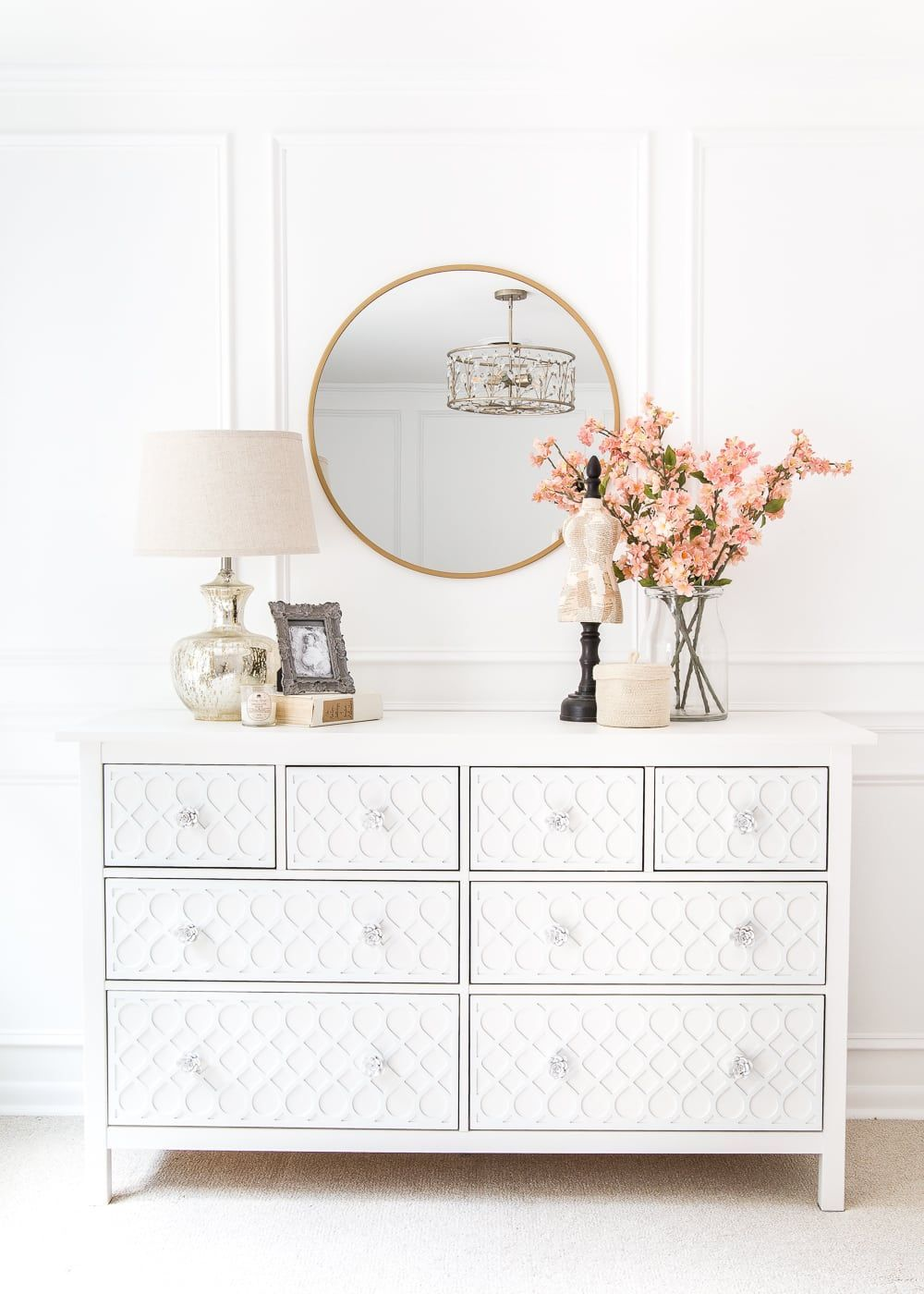 Photo of Applique IKEA Dresser Hack
