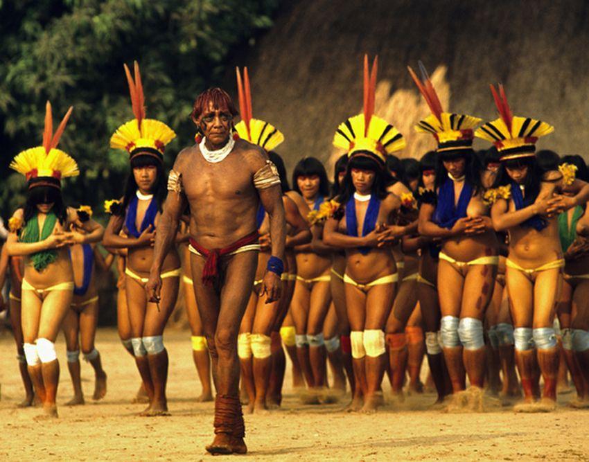 Bondage paperback brazilian amozan indians fucking