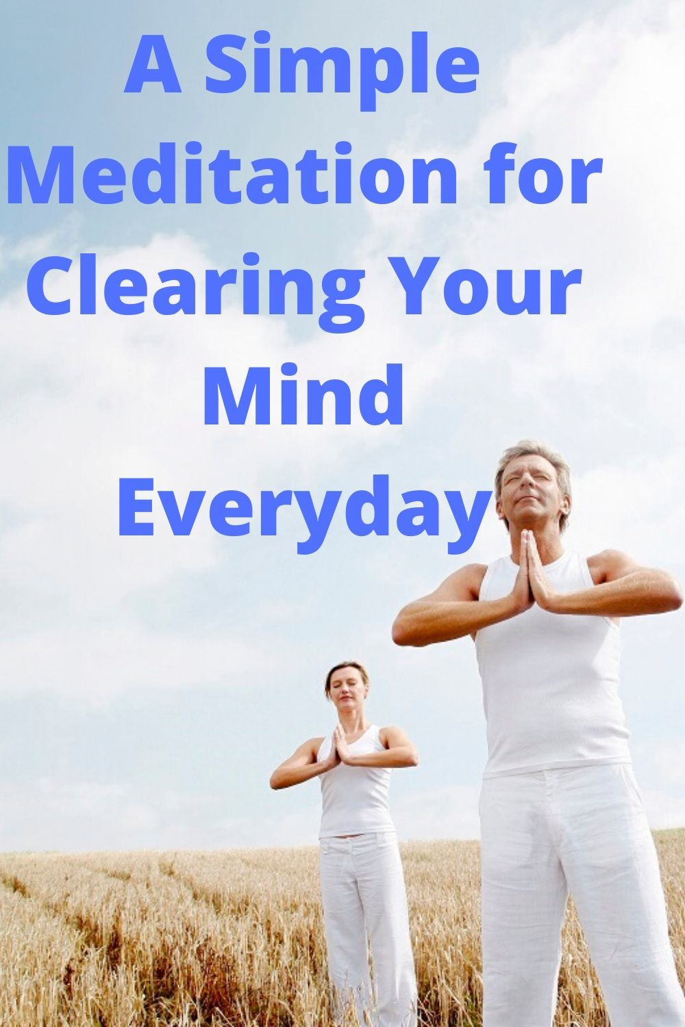 Meditation helps us to clear our mind so that we can make the right choices in life, in this post I have explained this in detail and I have also shared a quick simple meditation that anyone can use to clear the mental clutter. #meditation #inspireddecisionmethod #clearingyourmind #clearmind #spiritualworld #spirituality #innerpower #spiritualawakening
