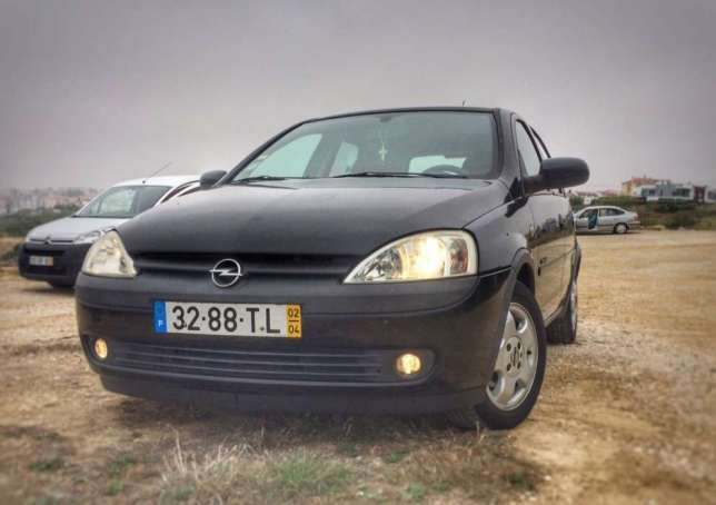 Opel Corsa 1 2 Comfort Precos Usados Vehicles