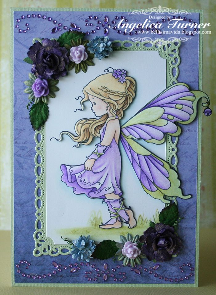 Fairy birthday card wouldnt this be the cutest little cake fairy birthday card wouldnt this be the cutest little cake bookmarktalkfo Image collections
