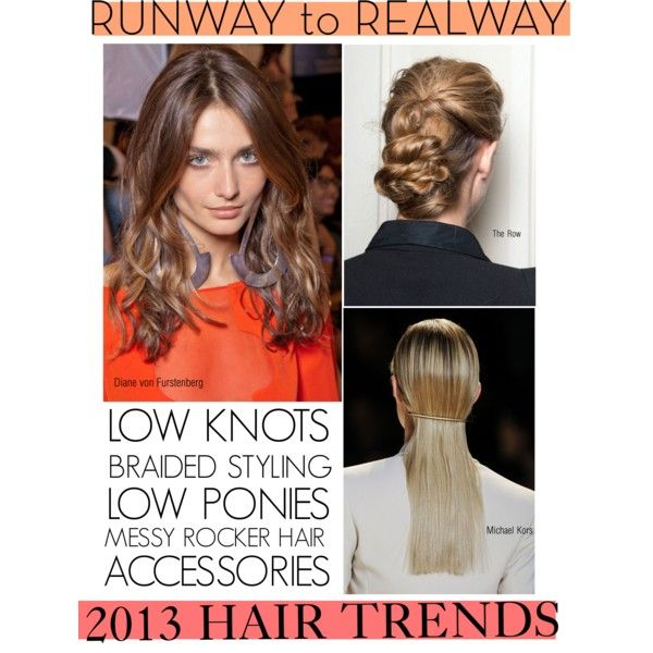"""""""2013 HAIR TRENDS"""" by cutandpaste on Polyvore"""