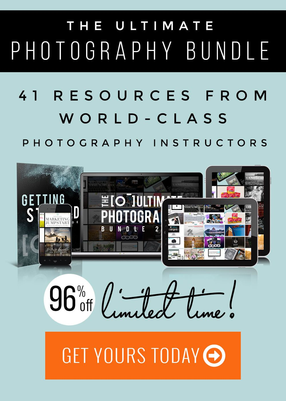 3 Resources to Improve Your Travel Photography (and make