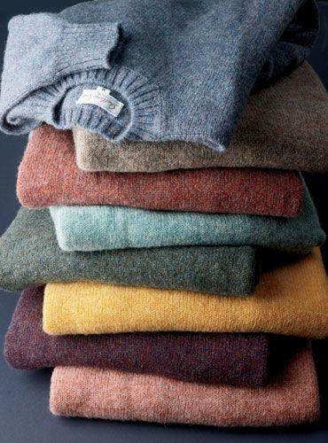 Shetland sweaters | Scottish cashmere, Ben silver, Soft autumn