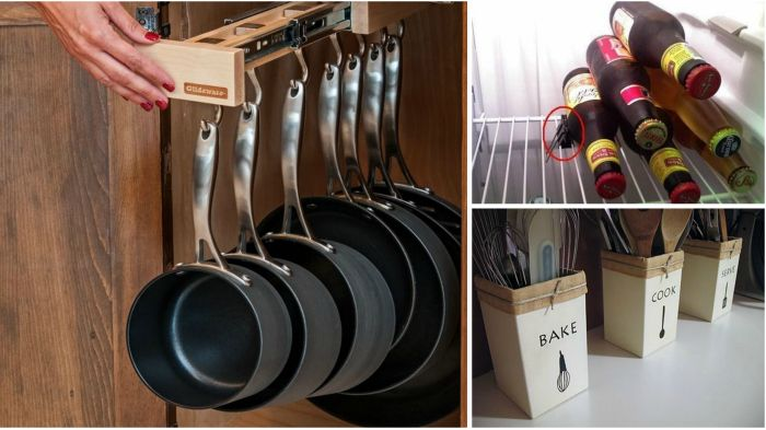 Genius Ideas For Organizing Your Kitchen | DIY Cozy Home ...