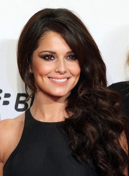 Celebrity Hairstyles Long Brown Wavy Hair Styles 21163 Chestnut Brown Hair Dark Chestnut Brown Hair Brown Wavy Hair