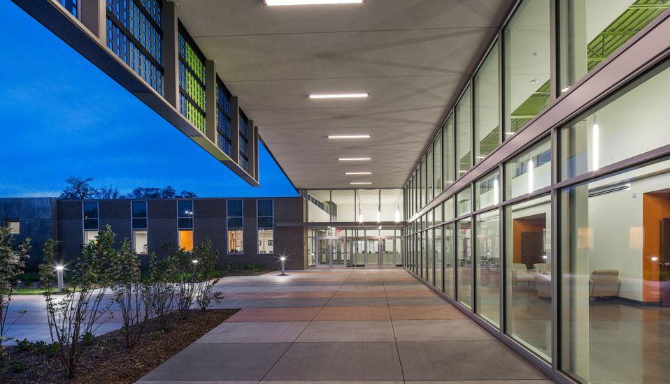 Learning Community Center Of North Omaha Rdg Planning Design