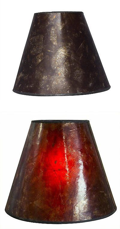 Where To Buy Lamp Shades Simple Lamp Shades 20708 Urbanest 6Inch Mica Chandelier Lamp Shade Amber Review