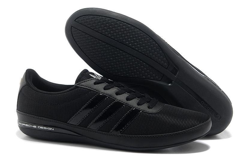 Adidas originali porsche design delle scarpe casual s3 uomini in nero