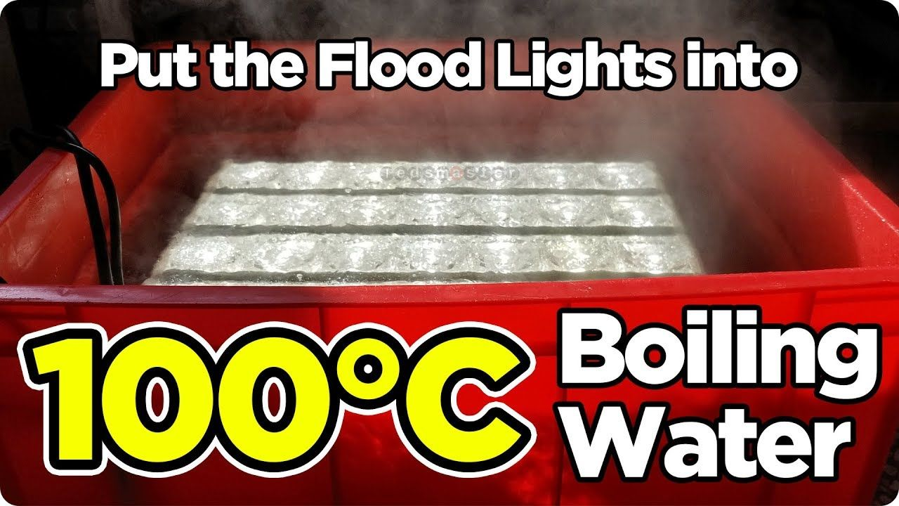 100 C 212 F High Temperature Led Lights Bake And Stew A Light Flood Lights Lights Led Lights