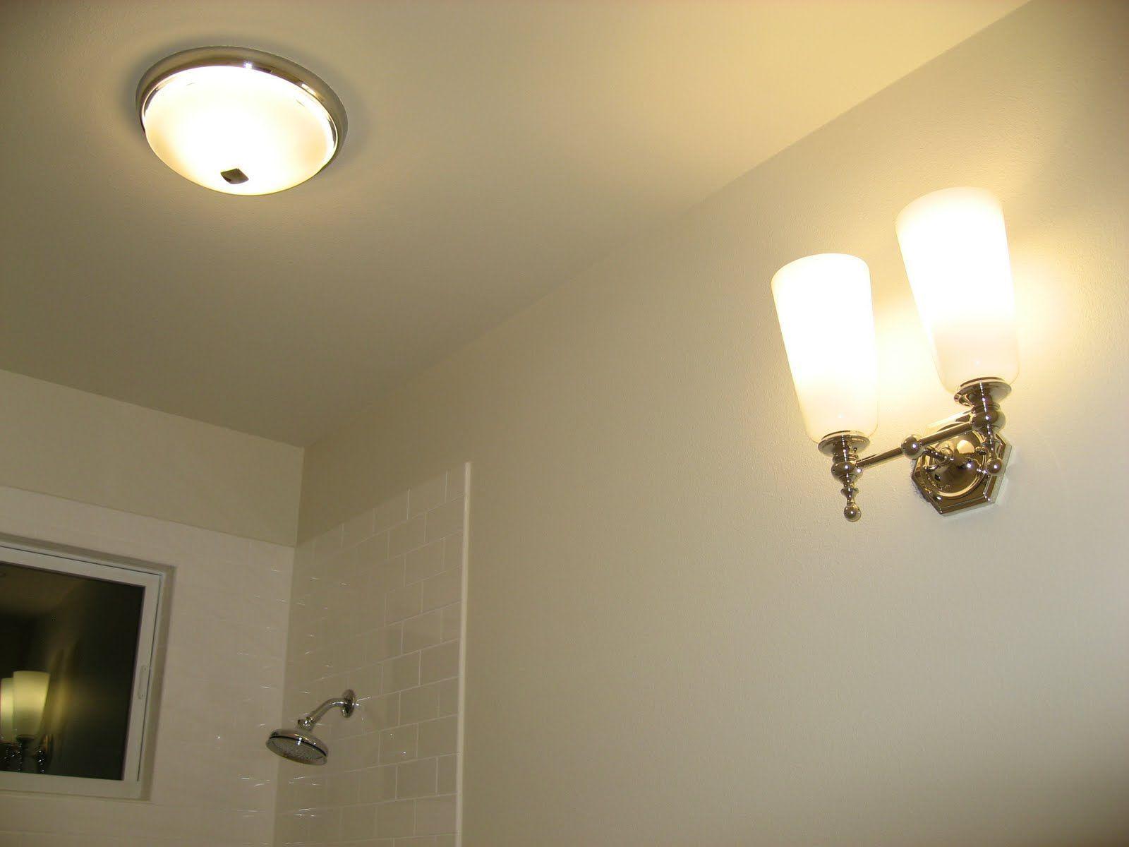 Classy 40 Bathroom Exhaust Fan Light Not Working ...