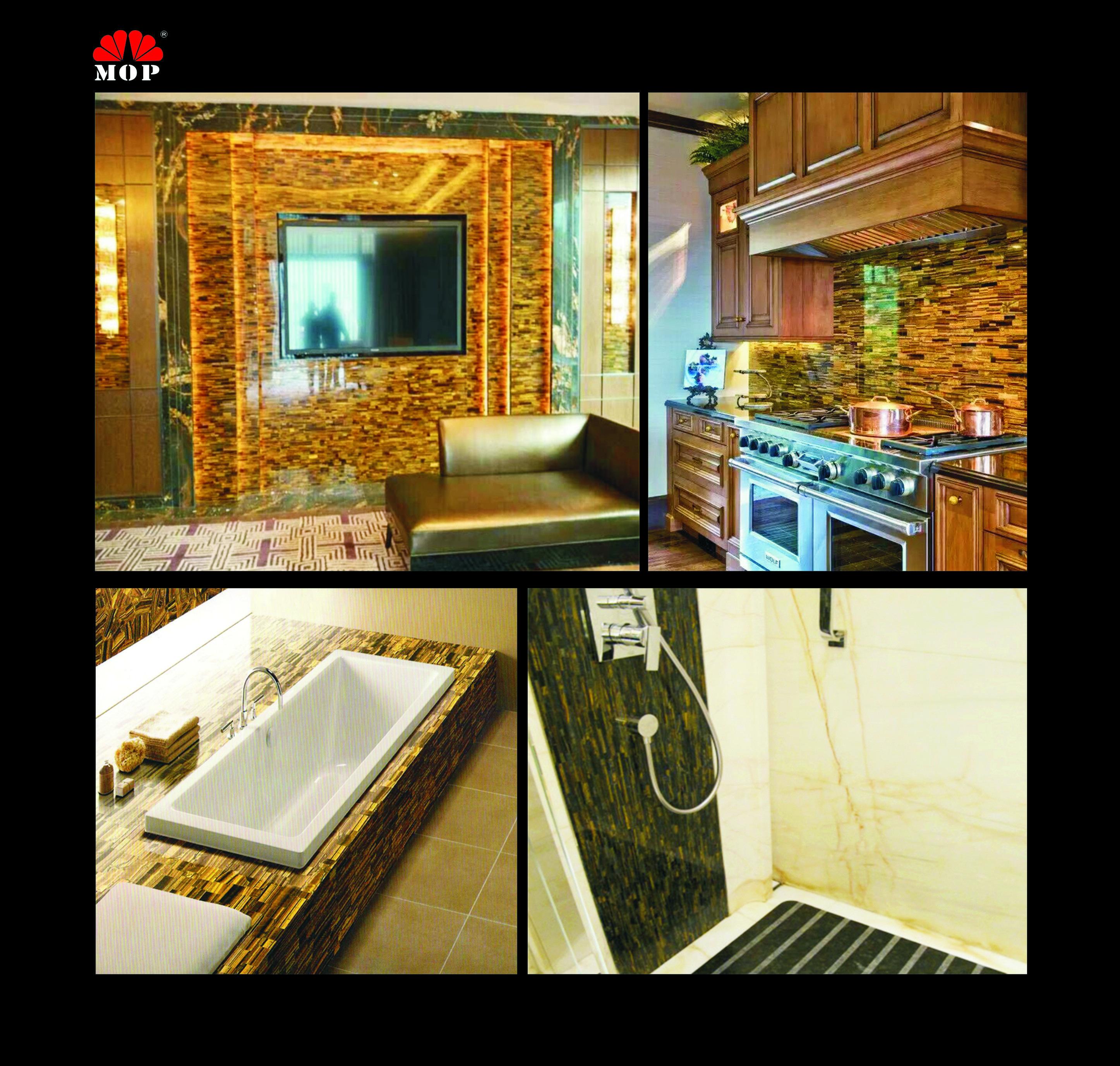 stone kitchen countertops. Home Decorate Stone Tiger\u0027s Eye Kitchen Bathroom Counter Tops TV Background Countertops Z