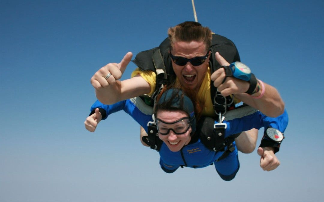 Top 5 Skydiving Destinations Around The World Uptourist Adventure Tours Adventure Couple Adventure Activities