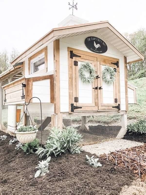 Photo of The Most Beautiful Chicken Coops We've Ever Seen