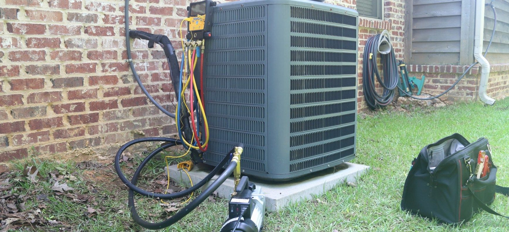 Should I replace or repair my broken air conditioning