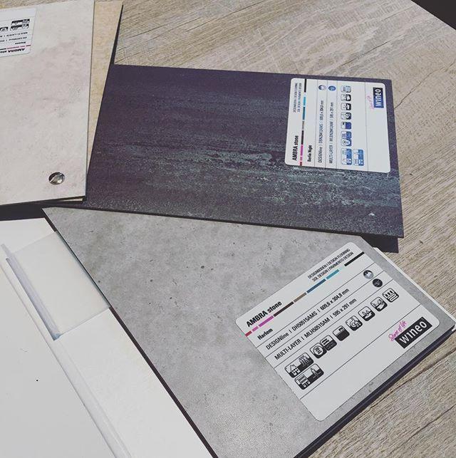 Heute Wird Sich Mit Der Fussboden Auswahl Beschaftigt Das Dunkle Vinyl Von Wineo Wird Auf Jeden Fall Schon Mal Unser Eg Schmucken Rohbau Haus Bauen Neubau
