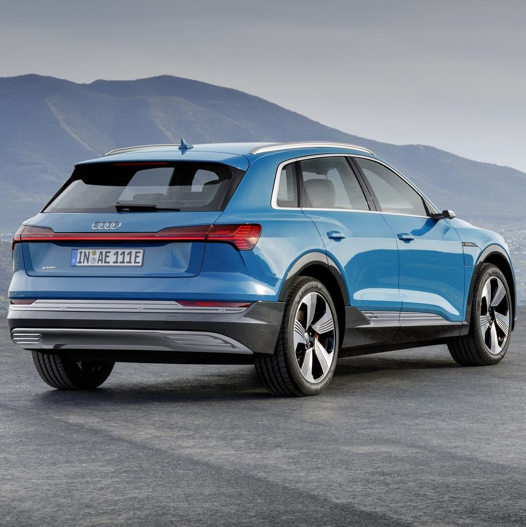 2019 Audi E-Tron All-Electric SUV