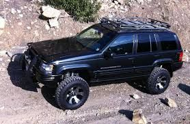 Jeep Grand Cherokee Zj Platform Roof Rack Jeep Zj Jeep Grand