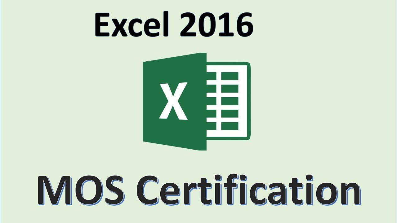 fc10026c72da7546ac728f5922ddbb76 - Microsoft Certified Application Specialist Excel