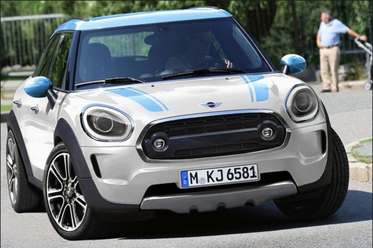 2017 Mini Cooper S Countryman Specs Http Www Carbrandsnews