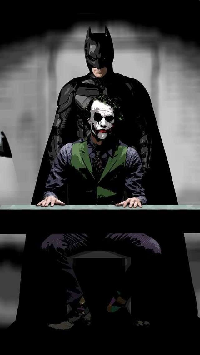 Iphone 5 Wallpapers Hd Retina Ready Stunning Wallpapers Batman Wallpaper Batman Joker Wallpaper Joker Wallpapers