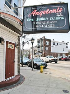 Pretty Decent Old School Italian Restaurant In Atlantic City Off The Beaten Path Angeloni S Ii