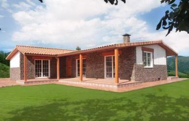 Casas De Campo Pequenas Buscar Con Google Casas Prefabricadas Casas Casas De Campo