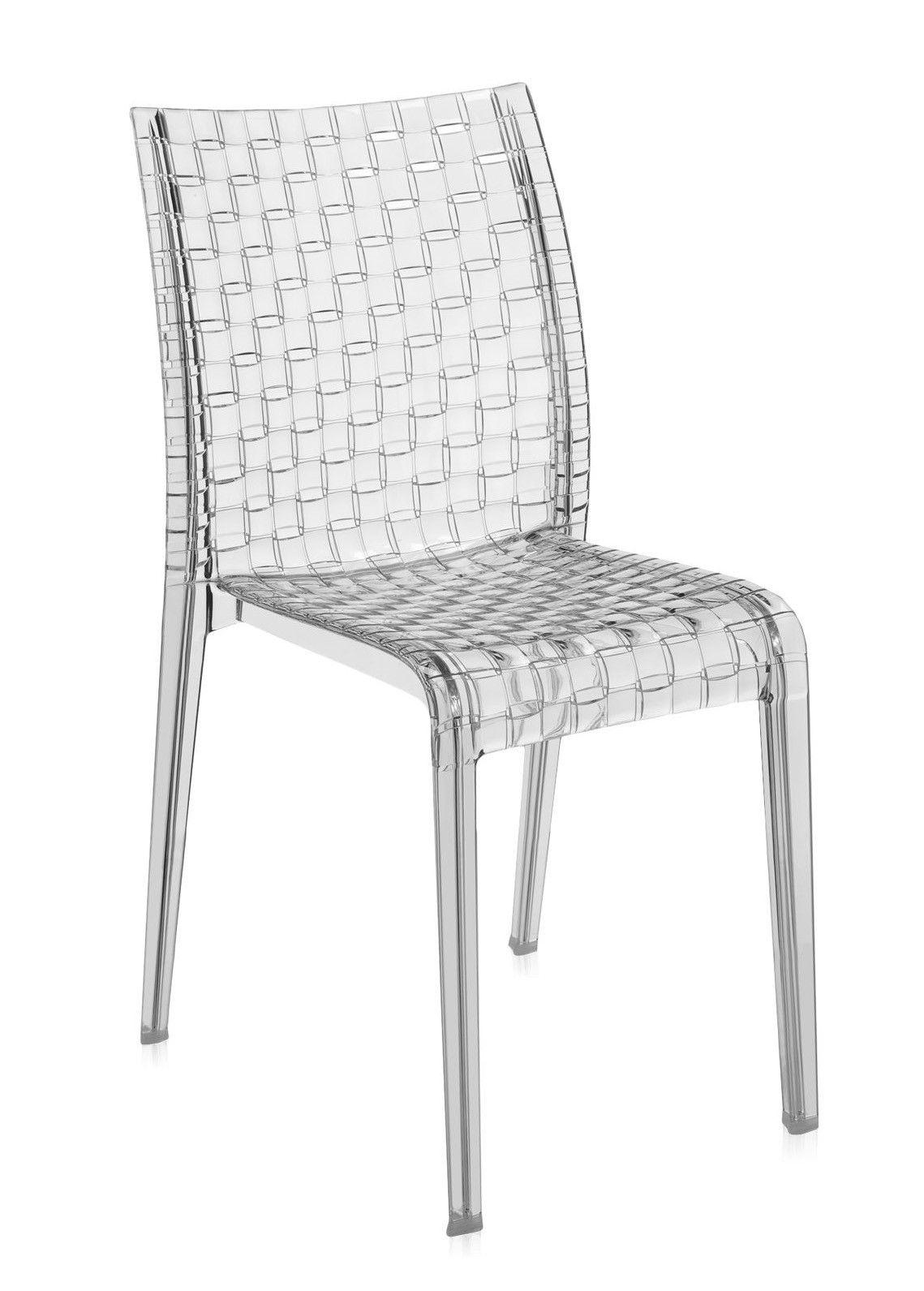 Chair stackable Luce Unopiù unopiù outdoor design