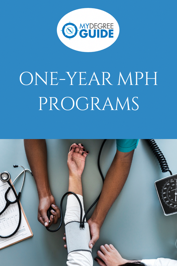 30 Best One Year Mph Programs Online 2020 Guide Public Health Career Health Careers Online Education