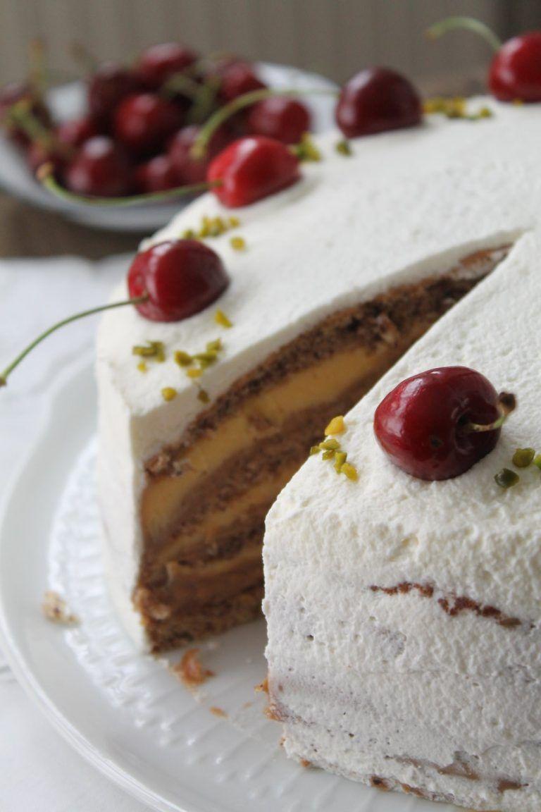 Rezepte Aus Der Heimat Milka Torte Cuplovecake Kuchen Cake