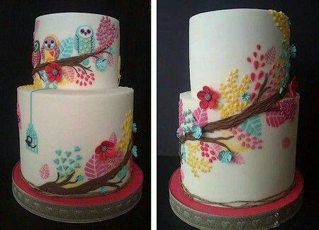 Fat cakes design