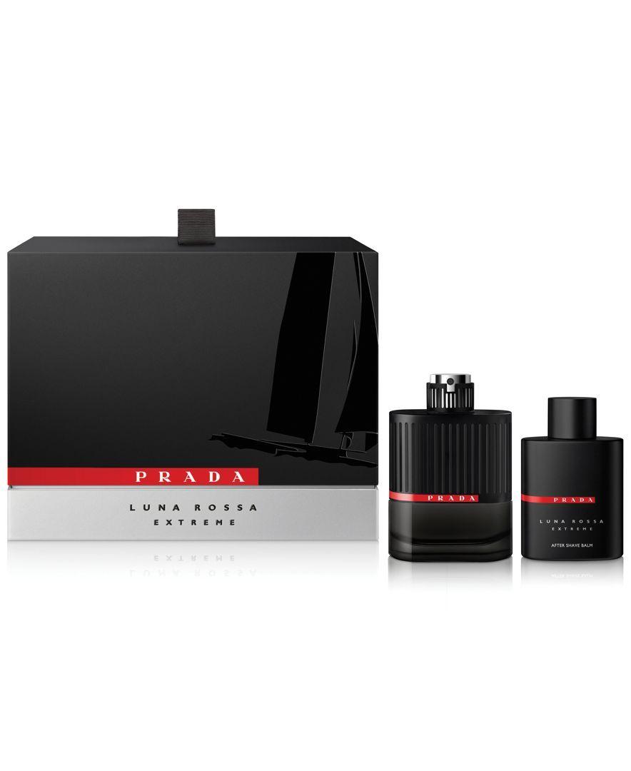 Prada Luna Rossa Extreme Gift Set Holiday Gift Sets Men Perfume Beauty Gift Sets