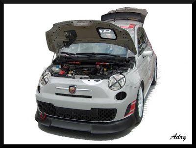 Auto mitiche: Nuova Fiat 500 Abarth