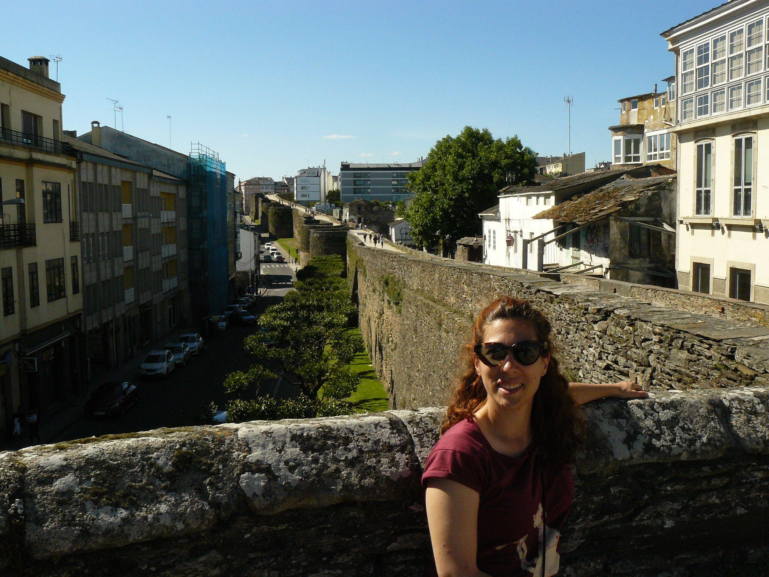 Las murallas de Lugo