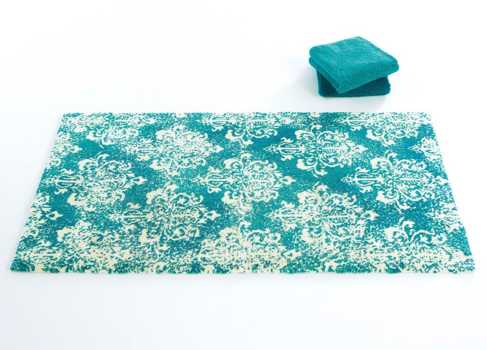 Abyss Habidecor Lazuli Bath Rugs Turquoise Pea Blue Http