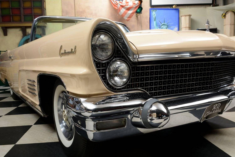 1960 Continental Mark V Convertible